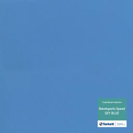 Спортивный линолеум Tarkett Omnisports Speed Sky Blue 200157004