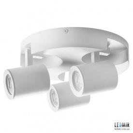 Накладной светильник Kanlux LAURIN EL-3O W GU10 Белый