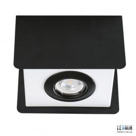 Накладной светильник Kanlux TORIM DLP-50 B-W GU10 Черный