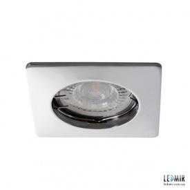 Встраиваемый светильник Kanlux NESTA DSL-C GU10 Хром