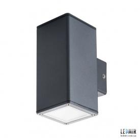 Фасадный светильник Kanlux GORI EL 235 D GU10, антрацит