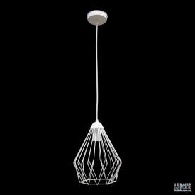 Потолочный подвесной светильник NL 05371W GRID белый