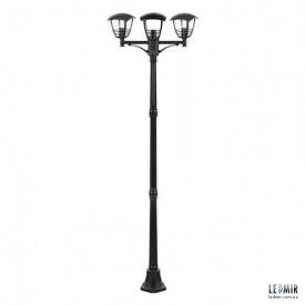 Накладной садово-парковый светильник Horoz NAR-7 черный