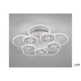 Светодиодная люстра F+Light Smart Light LD4201-5+5 130W-2800-7000K