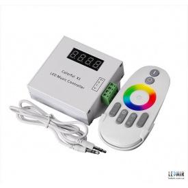 Контроллер музыкальный SMART RGB Prolum RF