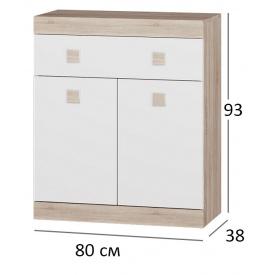 Комод для спальни Сфера 4 80х38х94 см