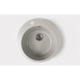 Гранітна мийка Arkana №7 500 Сірий