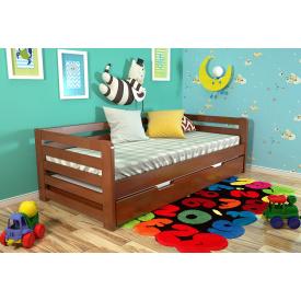 Ліжко з масиву Бука Немо Арбор