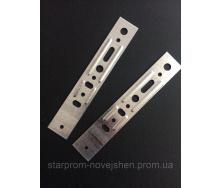 Анкерная пластина универсальная 150 * 25мм * 0,9мм (ящик 500 шт) для монтажа окон