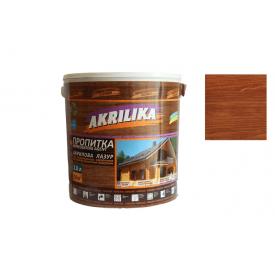 Пропитка акриловая для дерева Akrilika махагон 2 л