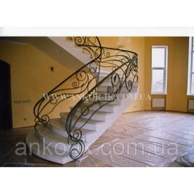 Мармурові сходи для будинку 20x30мм