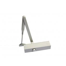 Доводчик дверной DORMA TS Profil EN2/3/4 комплект до 100 кг до 1250 мм серебро