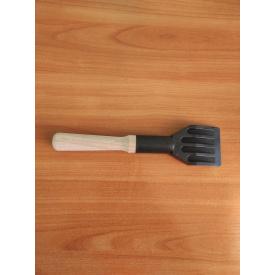 Лопатка для скління пластикова з дерев'яною ручкою GREENTEQ