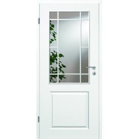 Двери межкомнатные классические Huga от Hormann 900х2000х140 цена за блок
