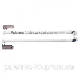 Релінги для систем висування 350 мм Linken System білий без кріплення