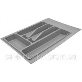 Лоток для кухонных приборов Volpato серый 340x490 мм