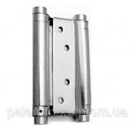 Петли барные маятниковые MERT 33 SN 125 мм пара