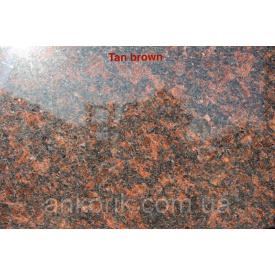 Граніт Тан Браун 20мм