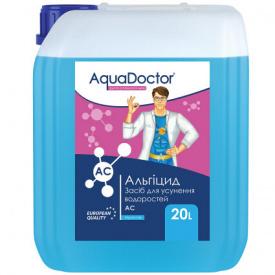 Альгицид против водорослей AquaDoctor AC 20 л.