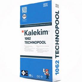 Клей для плитки з гидроїзолірующимі властивостями Kalekim Technopool тисяча шістьдесят два (25 кг.)