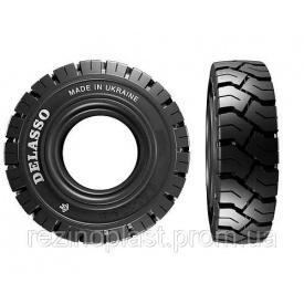 Цельнолитая шина Delasso R101 4,00-8 (PREMIUM)