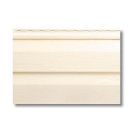Сайдинг панель кремова 3660х230х1,1 мм