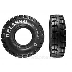 Шина цельнолитая Delasso R102 28x9-15 QUICK (PREMIUM)