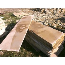 Сляб из песчаника 220х64х3 см