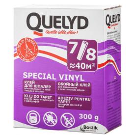 Клей для обоев Quelyd Spezial Vinyl 300 г
