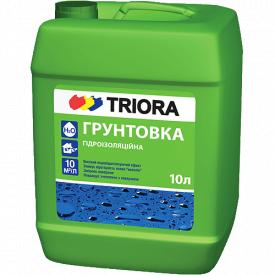Грунтовка гідроізоляційна TRIOIRA 5 л