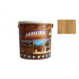 Пропитка акриловая для дерева Akrilika дуб 2 л