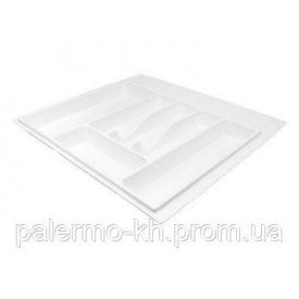 Лоток для кухонных приборов Volpato 540x490 мм Белый