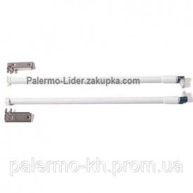 Релінги для систем висування 400 мм Linken System Сірий без кріплення