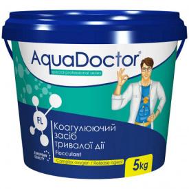 Коагулююча засіб в гранулах AquaDoctor FL-5 кг.