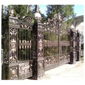 Ворота ковані ПП Брама Лондон