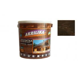 Пропитка акриловая для дерева Akrilika палисандр 2 л