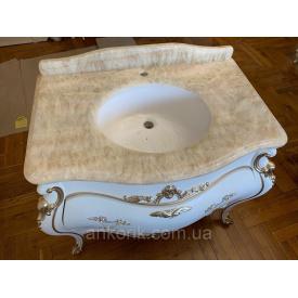 Мраморная столешница для ванной комнаты 20x30мм