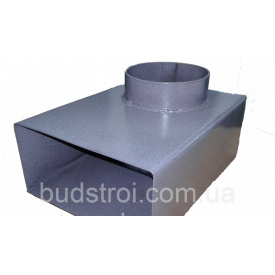 Переходник для дымохода Мартен (130 -150 мм) 150
