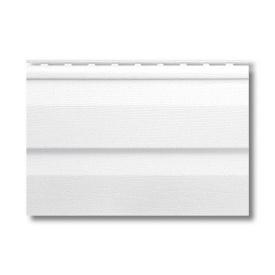 Сайдинг панель біла 3660х230х1,1 мм