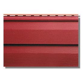 Сайдинг панель KANADA Плюс Преміум Червона 3660х230х1,1 мм