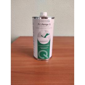 Ацетатный очиститель ПВХ профилей COSMOFEN №20 для средних загрязнений 1 л