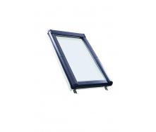 Вікно мансардне Roto Designo R45H, Мансардное окно Roto Designo R45H 65х140