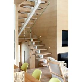 Проектирование винтовой лестницы из нержавеющей стали