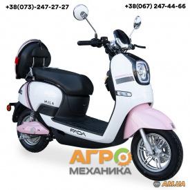 Электрический скутер FADA MiLA 1000 (розовый)