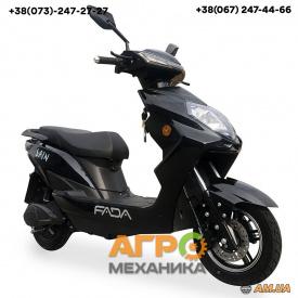 Электрический скутер FADA SPiN 1500 (черный)