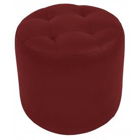 Пуфик Винс Richman 48 x 46Н Zeus Deluxe Berry Красный