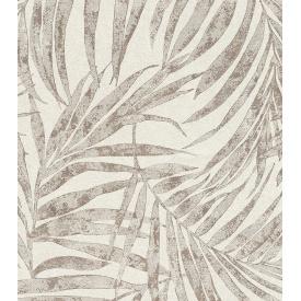 Виниловые обои на флизелиновой основе Rasch Linares 617412 Белый-Серый
