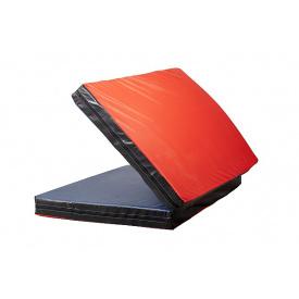 Мат гимнастический Sportbaby Книжка 2х1 см
