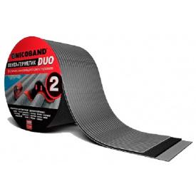 Герметизуюча стрічка Nicoband DUO двухсторонняя10м 10см