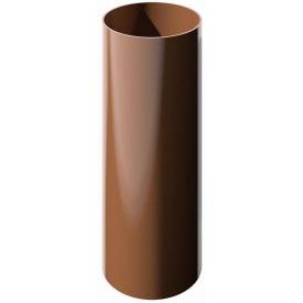 Труба Verat 82 мм 3 м коричнева